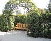 Hajós, Érseki Kastély Barokk kert
