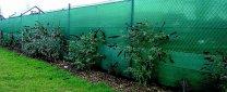 Árnyékoló háló GOLDTEX230 1,2x10m zöld 95%/6kart.