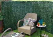 Műsövény zöld 1x3m