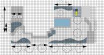Kerttervezés Basic 200-400 m2-ig